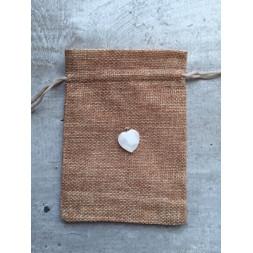pochette coeur
